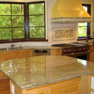 Photo of kitchen remodeled by Kobban Builders